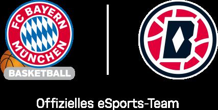 Offizielles eSports-Team des FC Bayern München Basketball